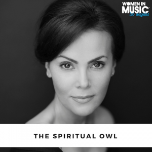 The Spiritual Owl headshot