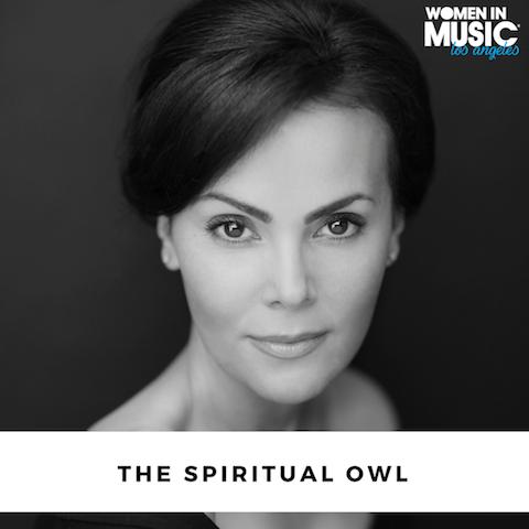 The Spiritual Owl headshot