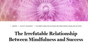 mindfulness article Readers Digest